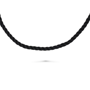Black cloth chain